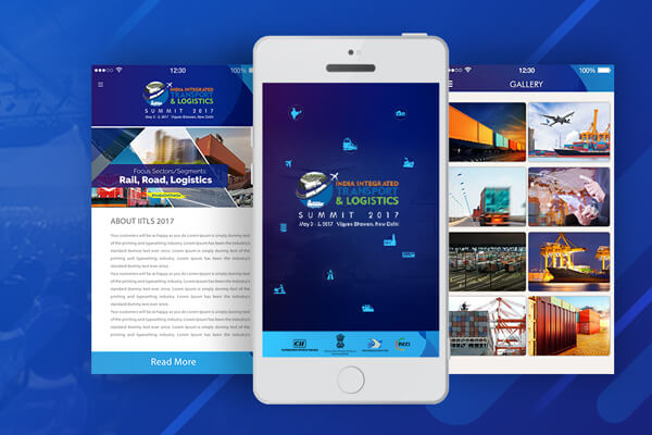 Event Website & App